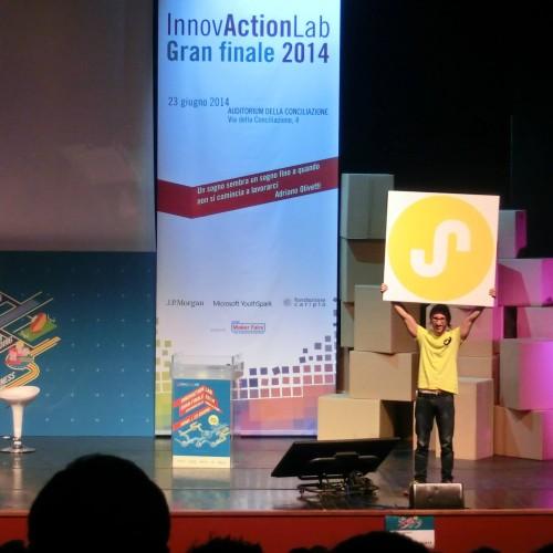 """InnovAction Stories: Andrea Gattini, """"A Innlab diventi la startup di te stesso"""""""